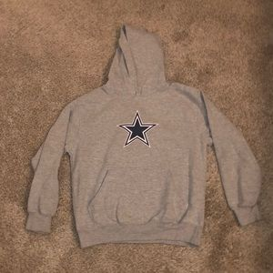 Authentic Dallas Cowboys sweatshirt